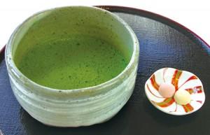 抹茶 茶道 4