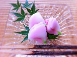 茶道のすすめ 和菓子 干菓子 4