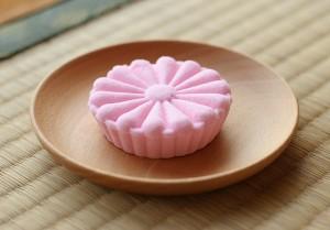 茶道のすすめ 和菓子 干菓子1