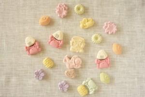 茶道のすすめ 和菓子 干菓子