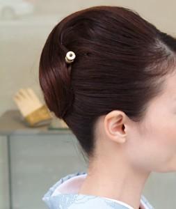 着物 茶道 夏 種類 麻 髪型 ヘアスタイル