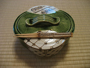 茶道 食籠 意味