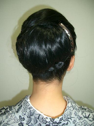 着物の髪型を自分で簡単にセットする方法!年代別に紹介 | WABI ...