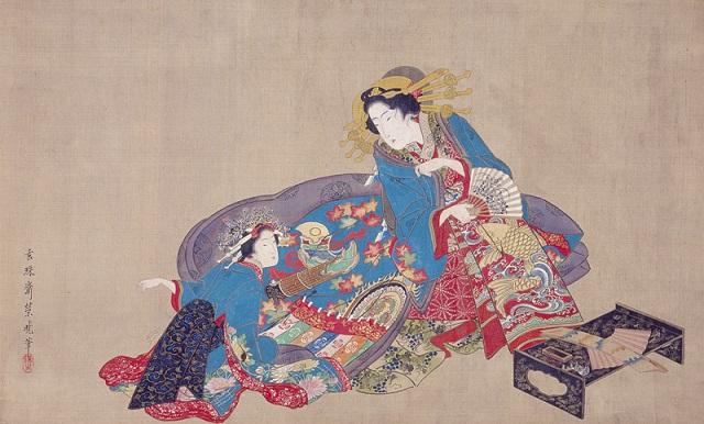 yujo-to-kamuro
